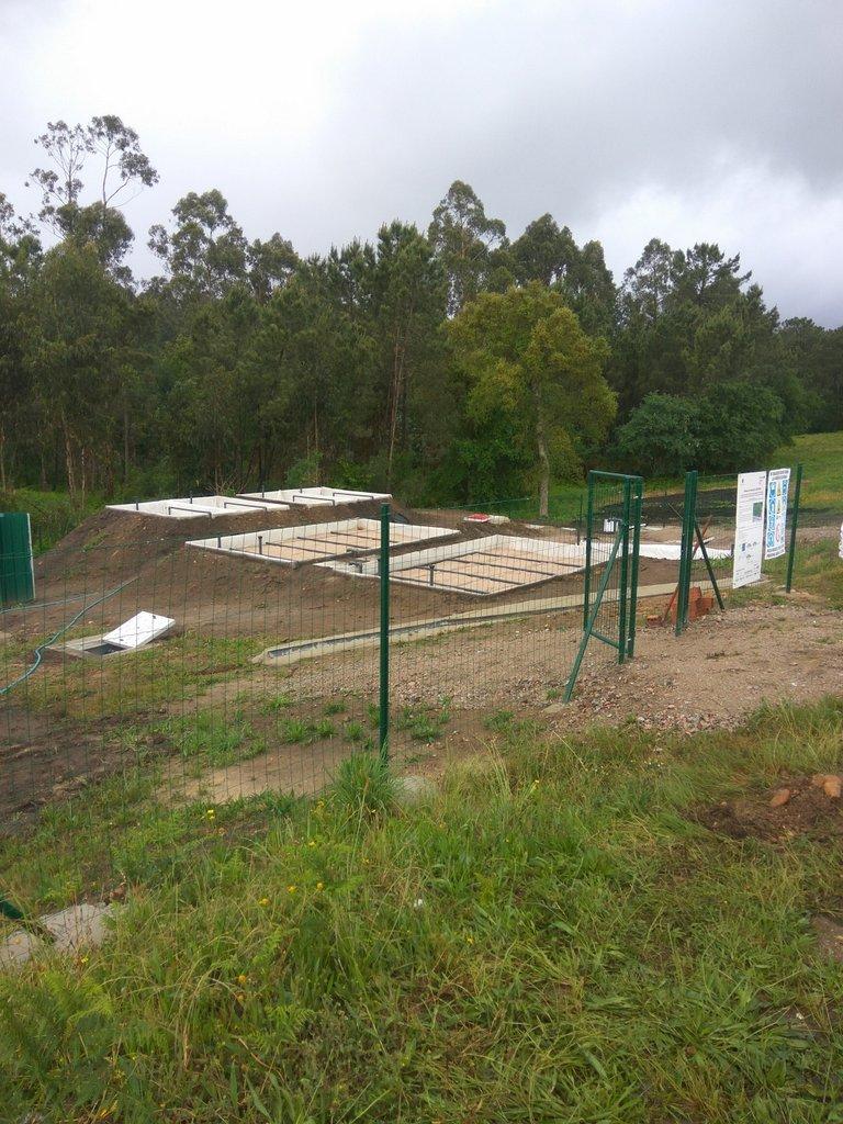 Planta piloto con humedales artificiales para el proyecto Wetwine Tomiño (6)