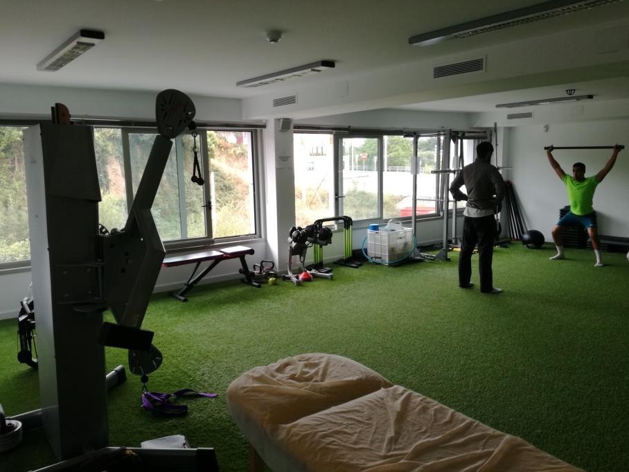 Reforma para local de actividades deportivas Lalín (6)