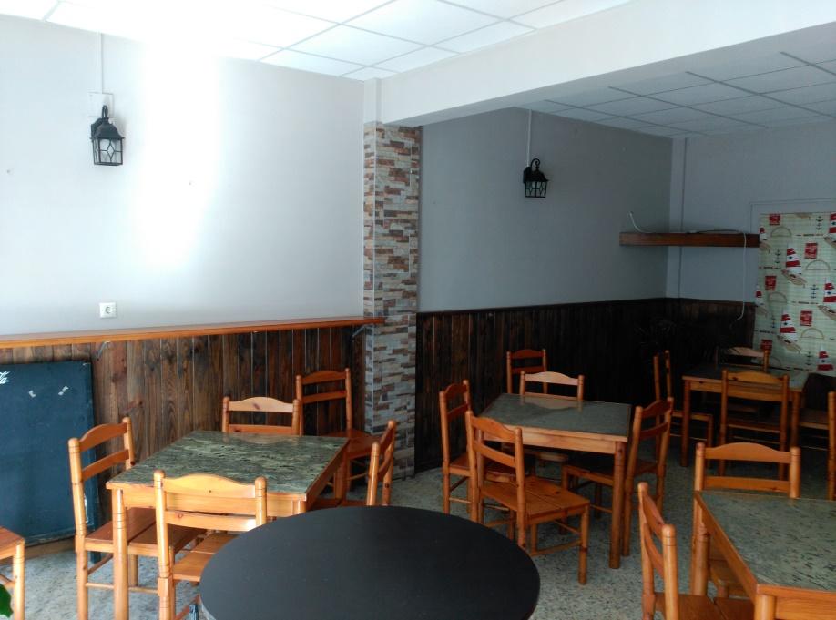 Reforma para local de hostelería A Estrada (1)