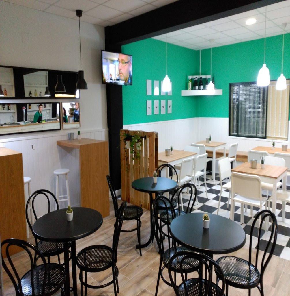Reforma para local de hostelería A Estrada