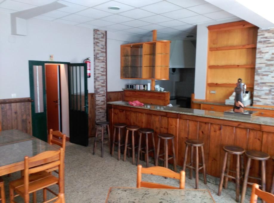 Reforma para local de hostelería A Estrada (2)