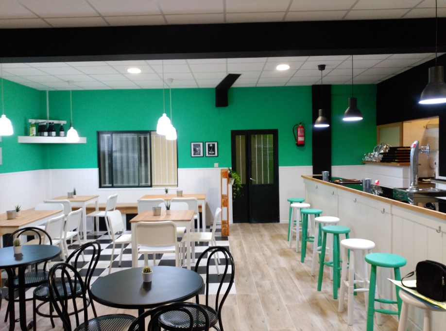 Reforma para local de hostelería A Estrada (8)